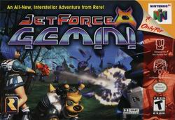 Jet Force Gemini (USA) Box Scan